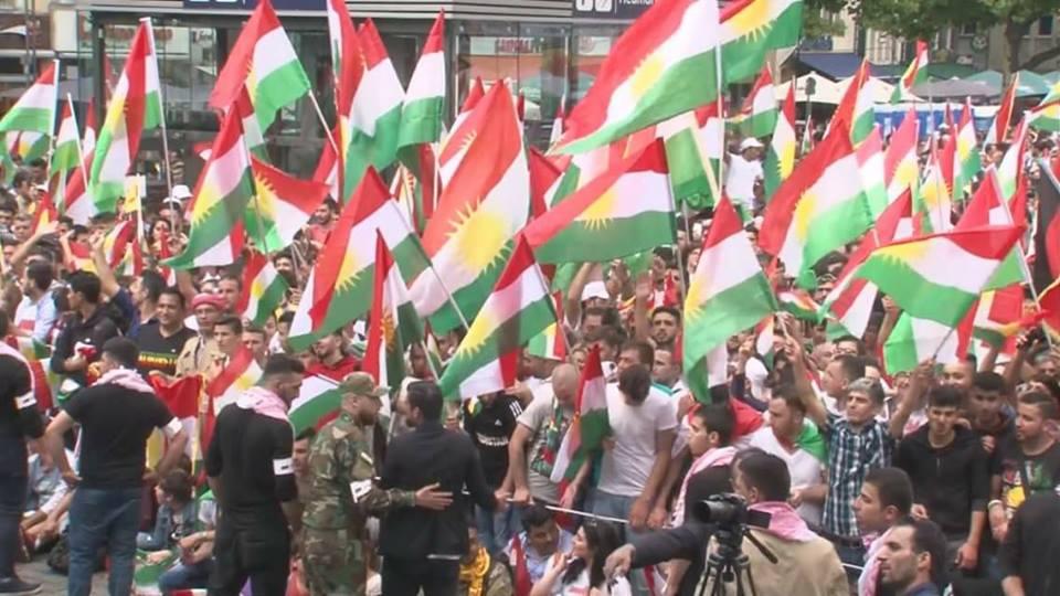 بارزاني لمهرجان كولن: الاستفتاء انتصار آخر في تاريخ حركة التحرر الكردستانية