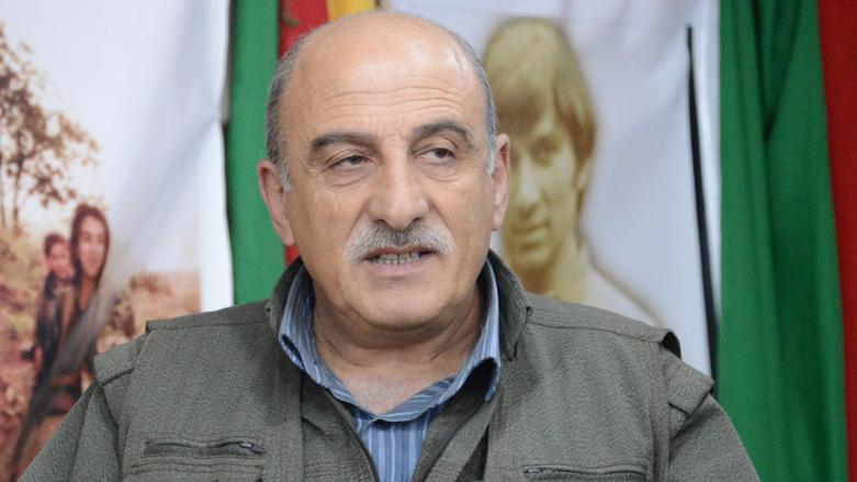 القيادي في PKK دوران كالكان يعتبر استفتاء إقليم كردستان مصادرة لإرادة المواطنين