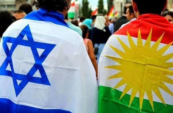 إسرائيل تعلن رسمياً تأييدها لقيام دولة كردية مستقلة