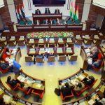 برلمان كردستان يرفض قرارات مجلس النواب العراقي ويدعوا الجميع لاحترام قرار الشعب