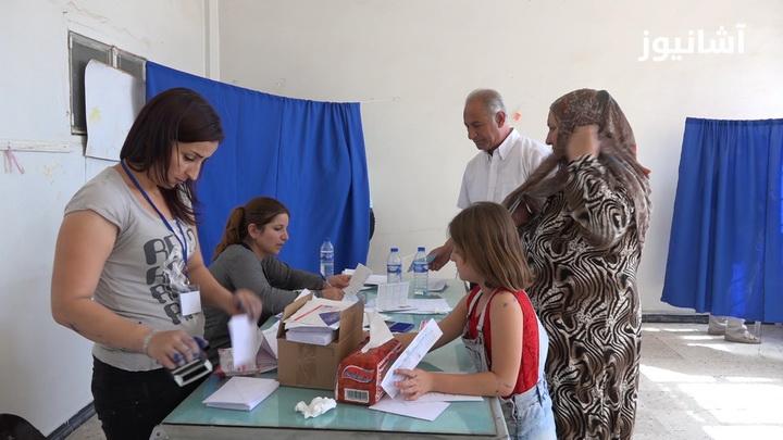 بالفيديو: بدء الاقتراع في انتخابات الكومينات في مدن ومناطق فدرالية شمال سوريا