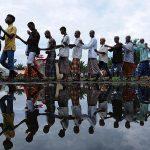 ميانمار: إحراق قرى لجأ إليها مسلمي الروهينغا
