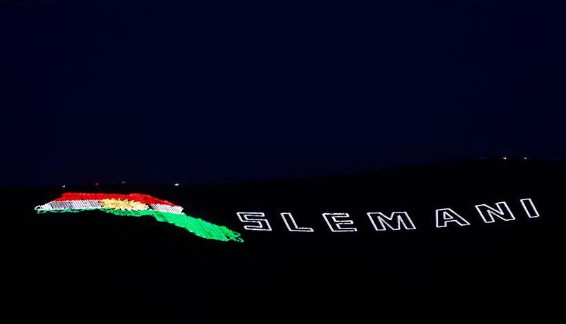 بارزاني لمواطني السليمانية: لقد اثبتم مرة اخرى ان السليمانية هي مدينة الفداء والتضحية