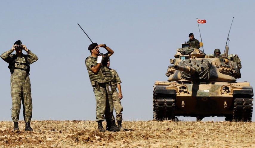 الجيش التركي يبداً بأقامة مراكز مراقبة في أدلب