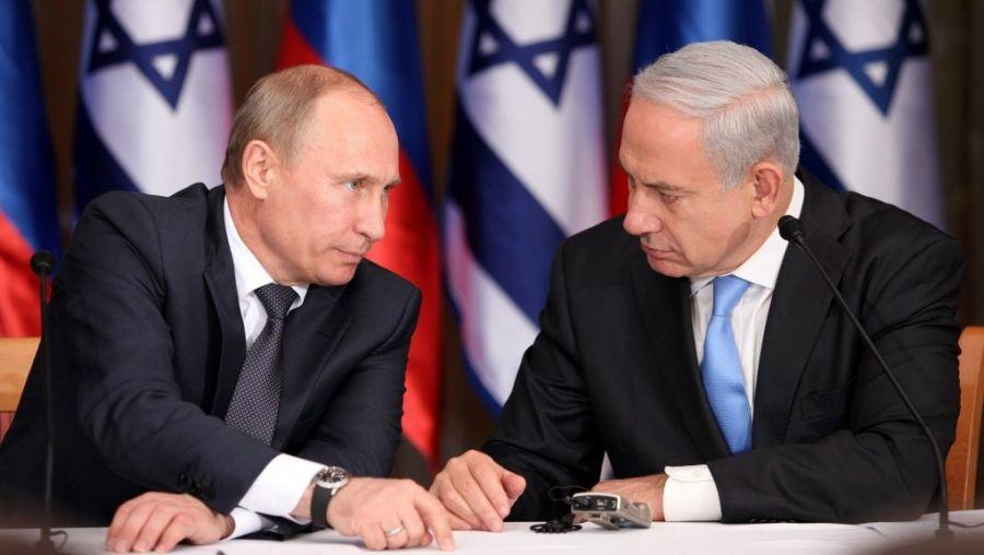 نتنياهو وبوتين يبحثان وضع الإقليم وعقد روسي لنفط كردستان رغم تحذير بغداد