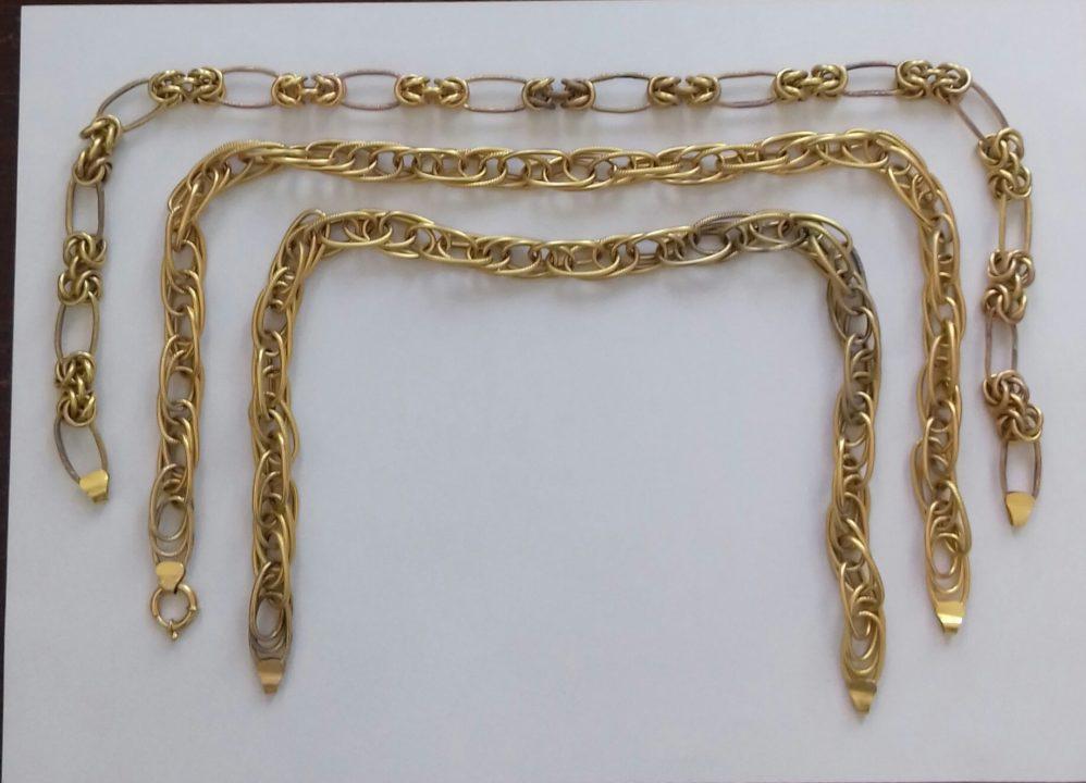الحسكة: الآسايش تلقي القبض على بائعي ذهب مزيف بحوزتهم ختم صياغة نظامي