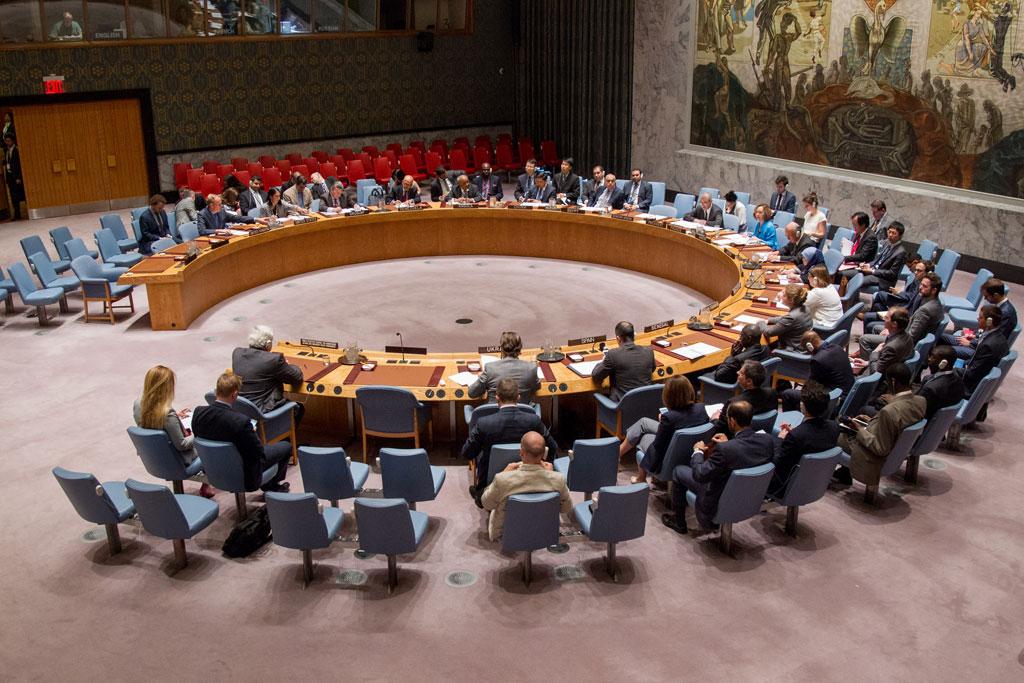مجلس الأمن يدعو بغداد وأربيل الى الحوار بأسرع ما يمكن