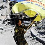 روجدا فلات كردية ثائرة قادت المعارك ضد تنظيم داعش في الرقة