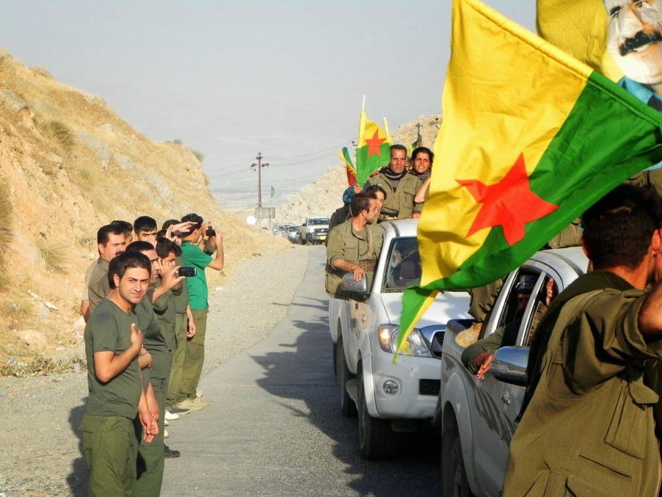 """بغداد: وجود مقاتلين من العمال الكردستاني في كركوك هو """"إعلان حرب"""""""