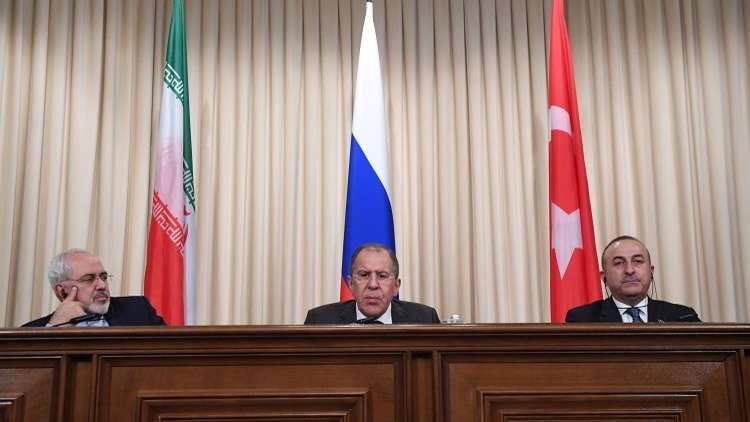 """لافروف يؤكد مناقشة الاجتماع المغلق لـ """"مشاركة الكرد"""" في سوتشي"""