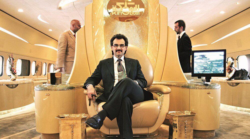 السعودية: احتجاز الأمير الوليد بن طلال و11 أميرا وأربعة وزراء حاليين وعشرات الوزراء السابقين