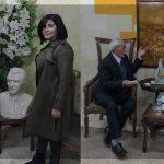 بروين إبراهيم وحميد حج درويش يجتمعان في قامشلو