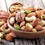 28 غراما من هذه المكسرات تحميك من الإصابة بأمراض القلب
