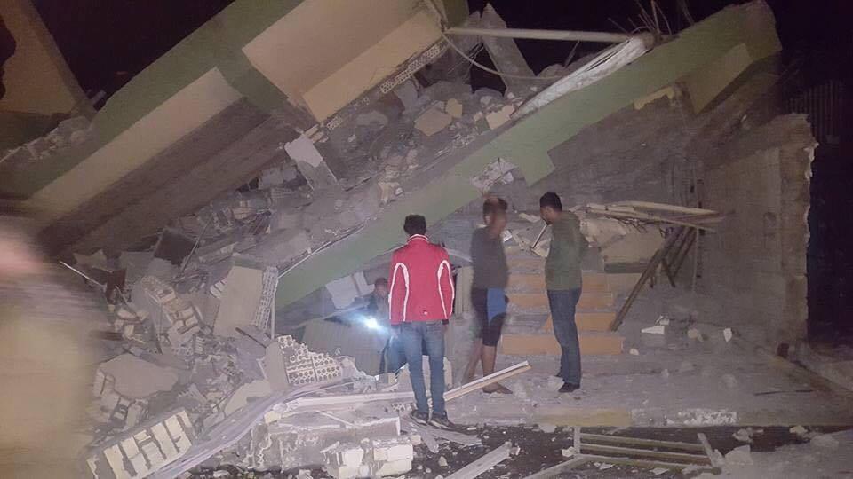 وزير الصحة: مقتل 4 أشخاص بعد الزلزال في إقليم كردستان