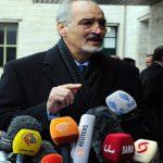 """بشار الجعفري رداً على الانتخابات المحلية: سوريا ليست """"دكاكين"""" ولا يوجد شيء اسمه """"مناطق كردية"""""""
