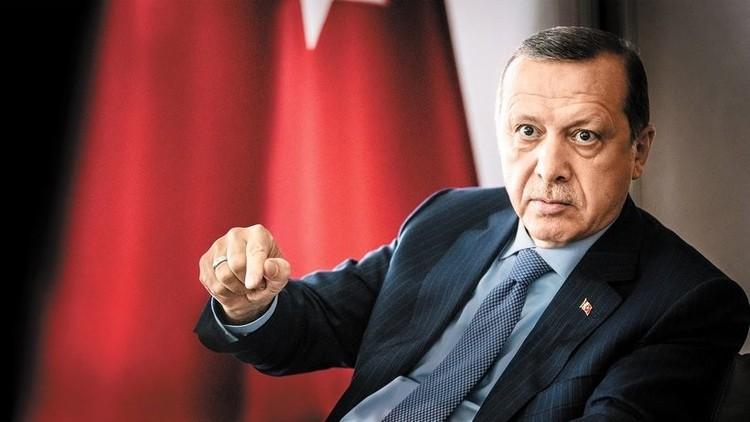 أردوغان: جنودنا شارفوا على دخول مدينة عفرين