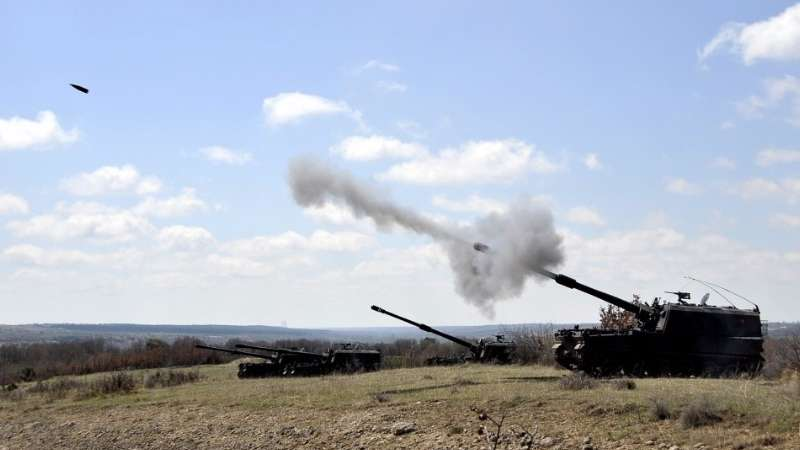 المدفعية التركية تعاود قصف قرى ناحيتي شيراوا وشرا في عفرين