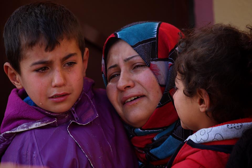 "نشطاء يطلقون هاشتاغ ""StopAfrinGenocide#"" لدعم عفرين"