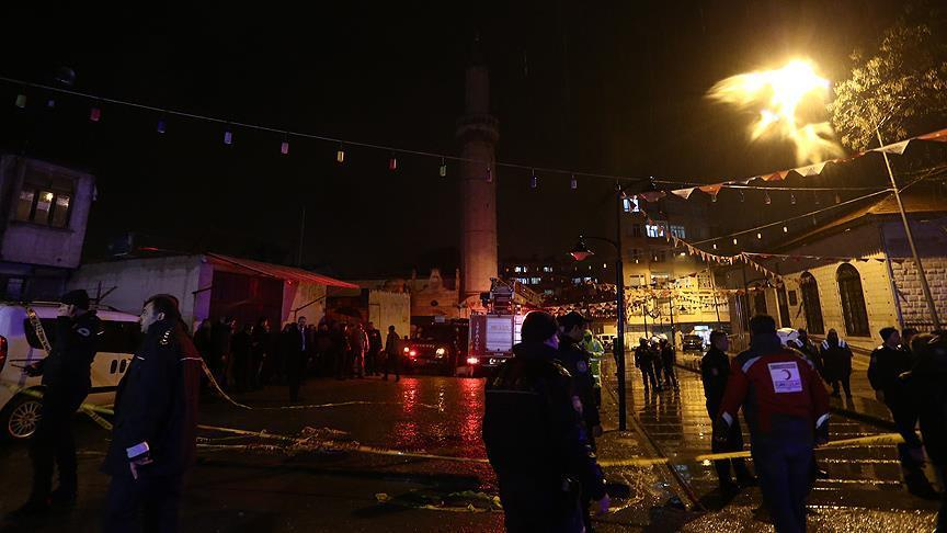 """تركيا: قتيل و13 جريحاً جراء سقوط صواريخ على مدينة """"كيليس"""" الحدودية"""