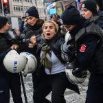تركيا تمنع تظاهرات رافضة للهجوم التركي على عفرين