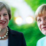 ألمانيا وبريطانيا تؤيدان تركيا في حملتها العسكرية على عفرين