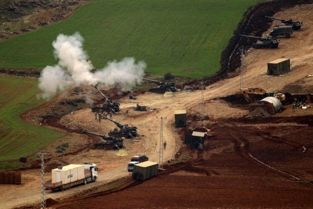 ضغوطات دولية على تركيا لوقف الهجوم على عفرين