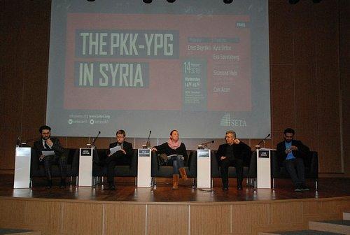 من اسطنبول.. سيامند حاجو: التدخل التركي في عفرين غير قانوني