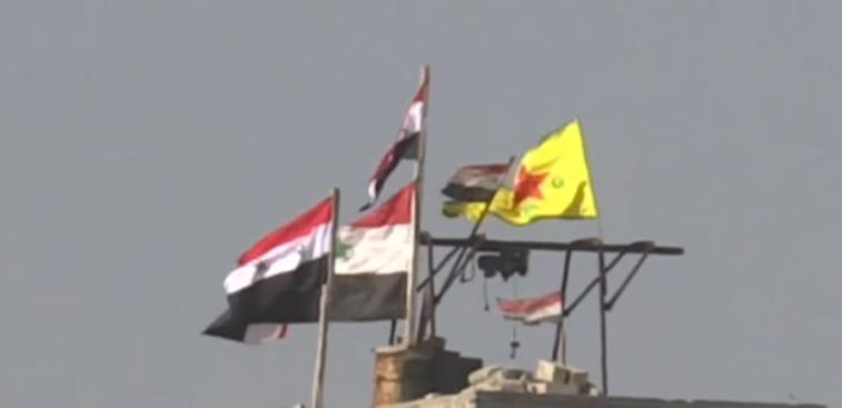 وحدات حماية الشعب تسلم مواقعها في حلب للنظام وتتحرك نحو عفرين