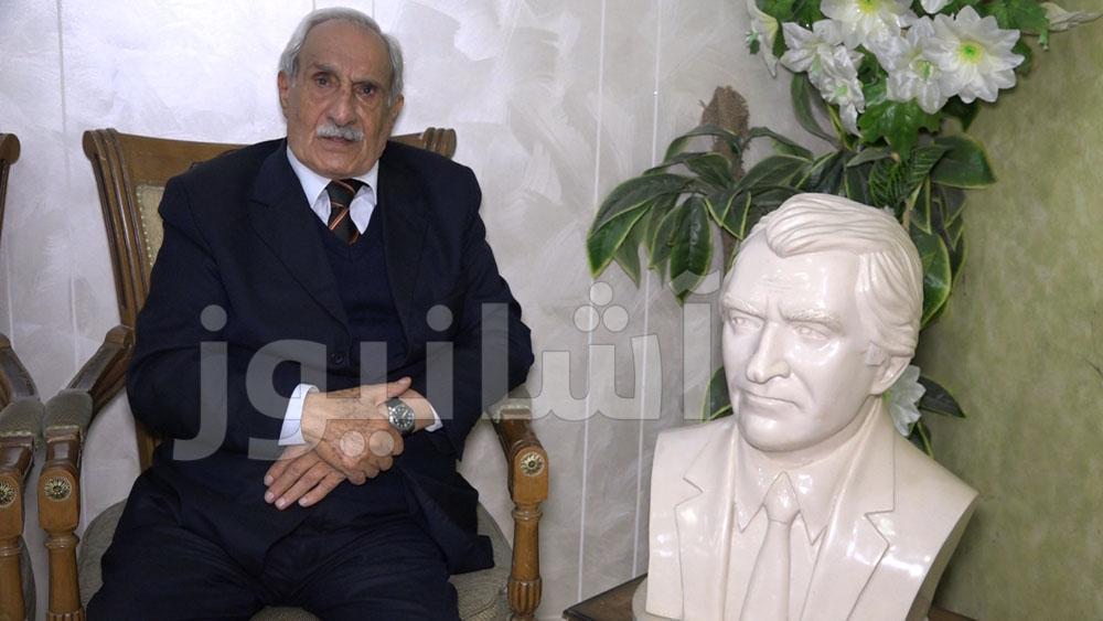 عبد الحميد درويش: الخيار الأفضل لكرد عفرين هو تسليمها للجيش السوري