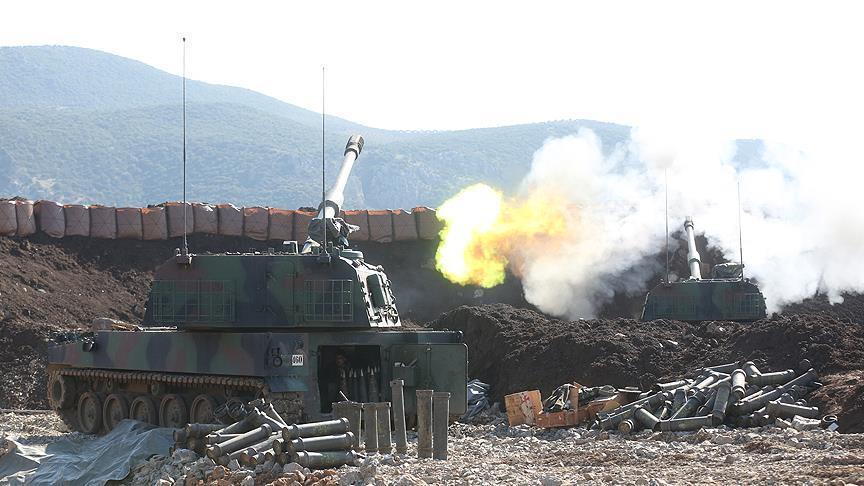 """عفرين: مقتل 5 جنود أتراك بعد استهداف دبابتهم من قبل """"القوات الكُردية"""" بصاروخ حراري"""
