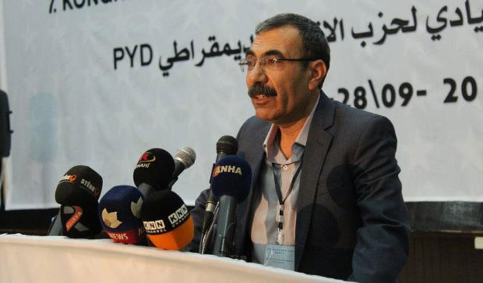 آلدار خليل: الاتفاق مع الأطراف التي ساعدت تركيا على احتلال عفرين أمر مستحيل