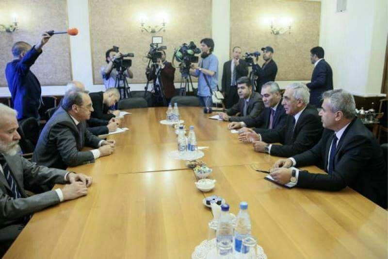 المجلس الكردي لـ نائب وزير الخارجية الروسي: سوريا المستقبلية يجب أن تكون دولة فيدرالية