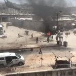 قتلة وجرحى في انفجارين متتاليين بمدينة عفرين