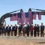 بتكلفة 600 مليون دولار… وضع حجر الأساس لأكبر قنصلية أمريكية على مستوى العالم في أربيل