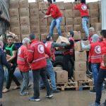 الهلال الأحمر السوري يتحضر لتوزيع 21700 سلة غذائية في محافظة الحسكة