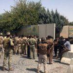 تفاصيل اقتحام مسلحين دواعش مبنى محافظة أربيل